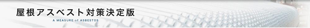屋根アスベスト対策決定版 リファインルーフ650